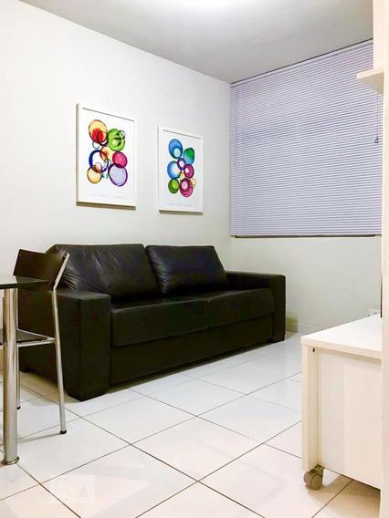 Apartamento Para Aluguel - Bela Vista, 1 Quarto, 50 - 893075845