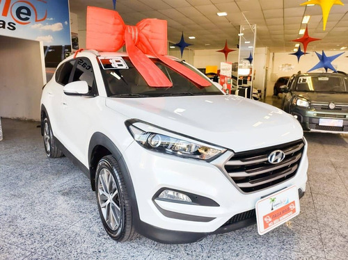 Imagem 1 de 9 de Hyundai Tucson 1.6 16v T-gdi Gasolina Gl Ecoshift