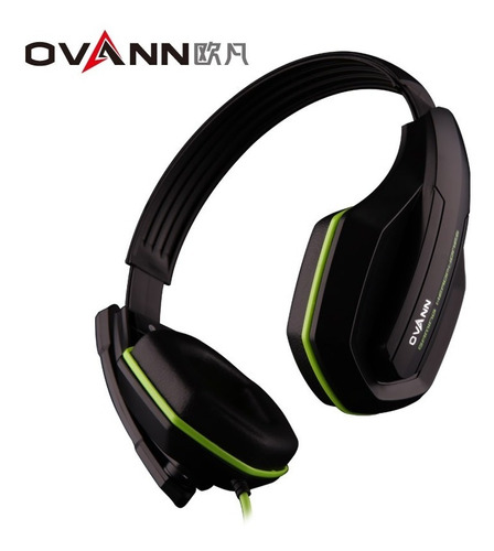 Audífonos Ovann X1 Gamer Para Computador Con Micrófono Pc