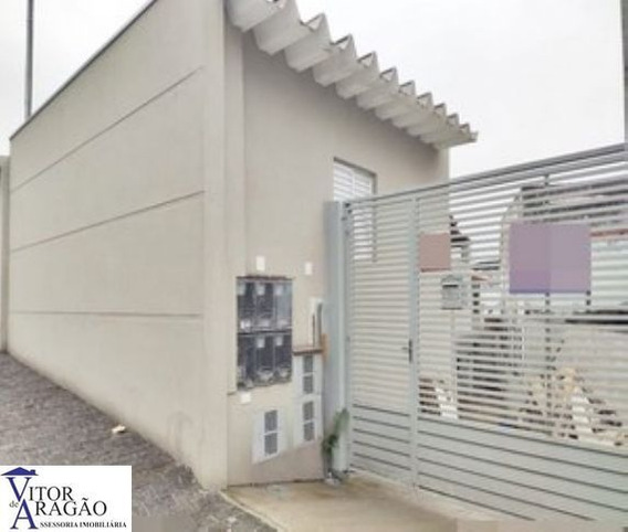 91979 - Casa De Condominio 1 Dorm, Água Fria - São Paulo/sp - 91979