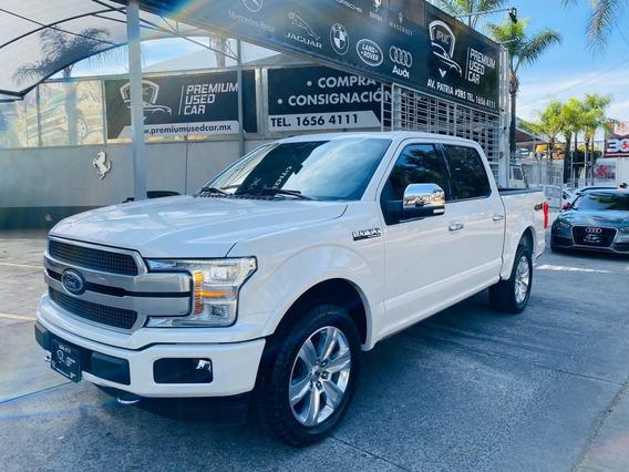 Ford Lobo Platinum 2018 Techo Panoramico