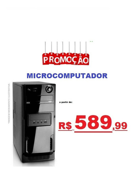 Microcomputador Dual Core