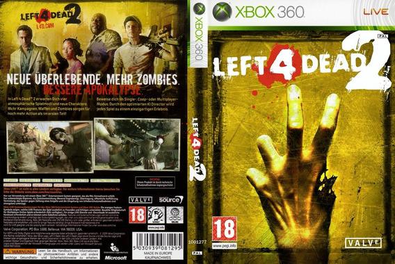 Left 4 Dead 2 Xbox One Mídia Digital