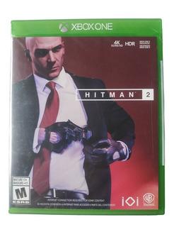 Hitman 2 Xbox One Nuevo Sellado Envio Gratis