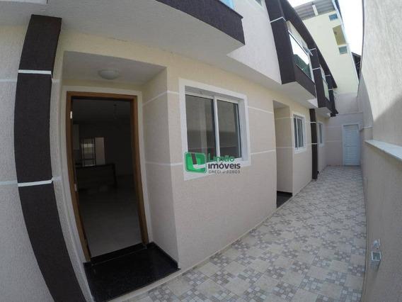 Village Com 2 Dormitórios À Venda, 80 M² Por R$ 350.000,00 - Limão - São Paulo/sp - Vl0089