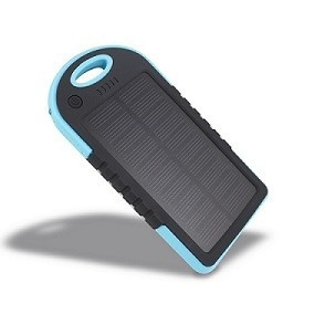 Cargador Solar Outdoors Impermeable 12.000 Mah