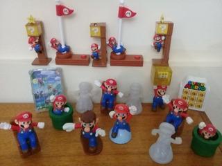 Super Mario Bross Coleccion Mc Donalds. Leer Desc. Cada Uno.
