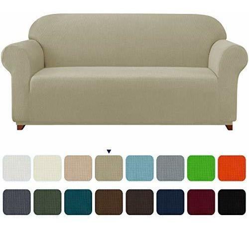 Funda De Sofa Elastica De Subrtex Protector De Muebles De