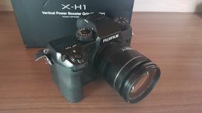Fujifilm X-h1 + Fuji 18-55mm F/2.8-4