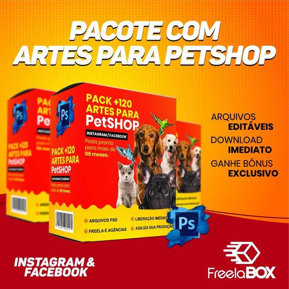 120 Artes Para Pet Shop Instagram Photoshop