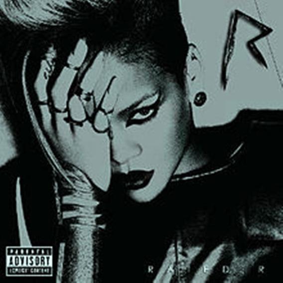 Rihanna Rated R Cd Lacrado Fabrica Funk Black Dance R & B