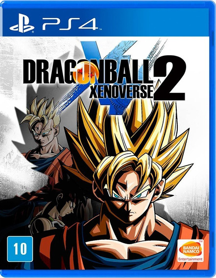 Dragon Ball Xenoverse 2 Original 1 Ps4 (psn) Envio Imediato