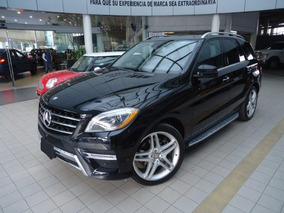 Mercedes-benz M Class 2015 Ml 500 V8/4.7/bt Aut