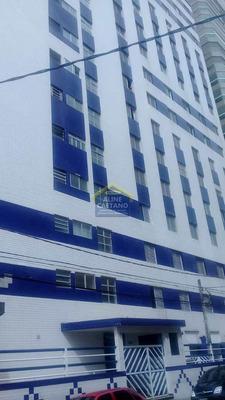 Kitnet Com 0 Dorm, Ocian, Praia Grande - R$ 138 Mil, Cod: Ab1402 - Vab1402