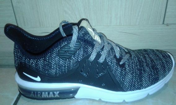 Tênis Nike Air Max Sequent 3 Feminino Nº37 Ou 8us