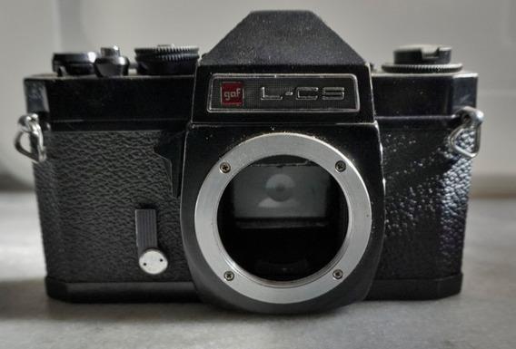 Câmera Gaf - Rara- Coleção Ou Uso