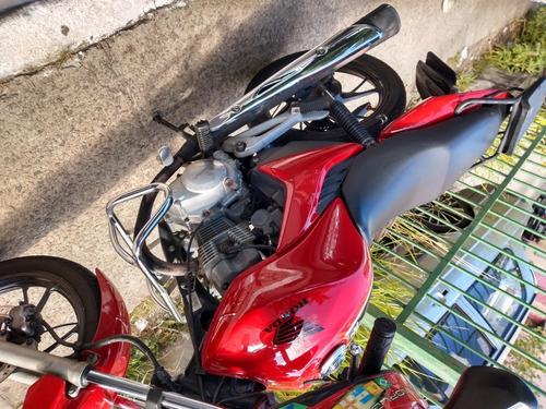 Moto Honda Cg 150 Fan 2013