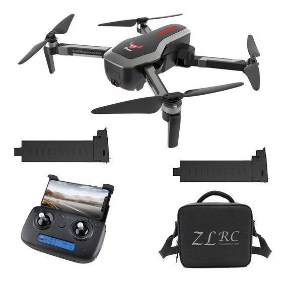 Drone Zlrc Sg906 Beast - Câmera 4k Ultra Hd, Gps, 800m Dist.