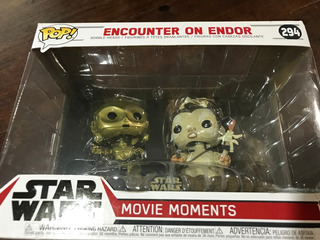 Funko Pop - Star Wars - C3-po - Encounter On Endor