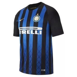 Camisa Azul Inter De Milão 18/19 Original - Frete Grátis