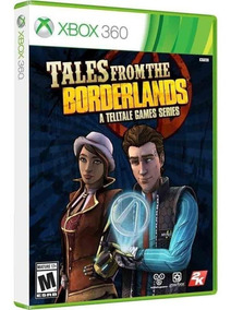 Tales From The Borderlands - Jogo P/ Xbox 360 Original