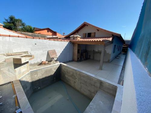 Imagem 1 de 13 de Casa Geminada Com Piscina, 2 Quartos,1 Suíte,2 Vagas 823