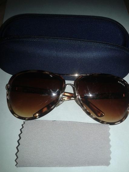 Óculos Prada Original Modelo Spr 50 Favor Ler Descrição
