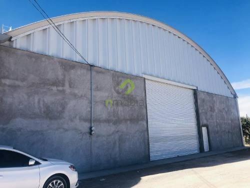 Bodega Industrial En Renta Ejido De Peñuelas