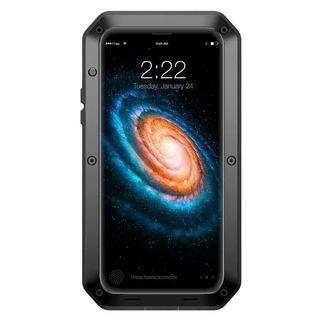 Capa Case Lunatik Taktik iPhone X E iPhone Xs Gorilla Glass