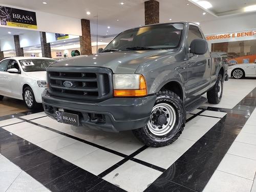 Ford F250 Xl 4.2 4x2 Cs Turbo Intercooler Diesel 2p Completa
