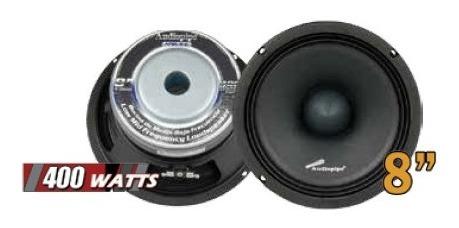Medio Bajo Audiopipe Apsl8 200 Rms 8