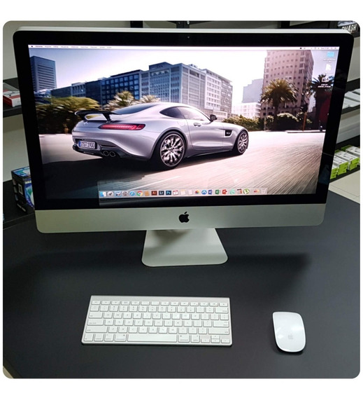 iMac 27 Core I5, 8gb Ram, 1256gb Hd
