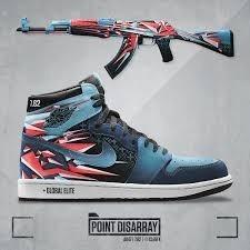 Sapato Nike Csgo