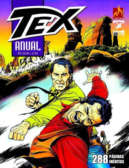 Tex Edição Anual - Vol. 20