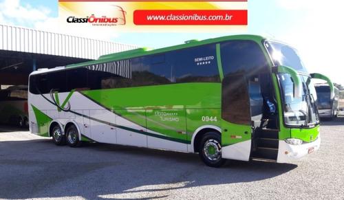 Marcopolo Paradiso Gvi 1350 2009 O 500 Rsd Completo ,
