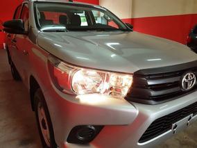 Toyota Hilux 2.4 Tdi 6ta Dx 4x2 Retira Ya!!ultima Unidad!