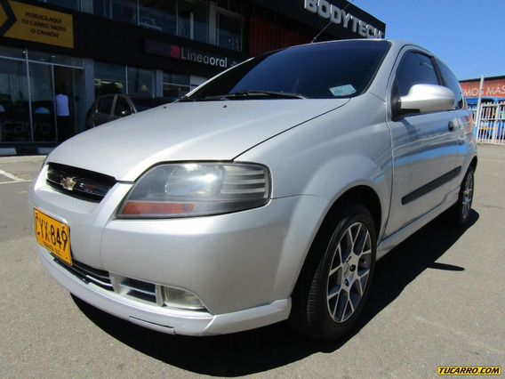 Chevrolet Aveo Edicion Limitada