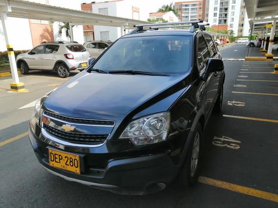 Chevrolet Captiva Sport 2.4. 2011. 169000 Km. Único Dueño.