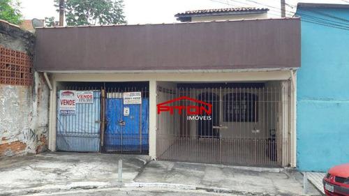 Imagem 1 de 12 de Sobrado Com 2 Dormitórios À Venda, 80 M² Por R$ 420.000,00 - Vila Ré - São Paulo/sp - So2970