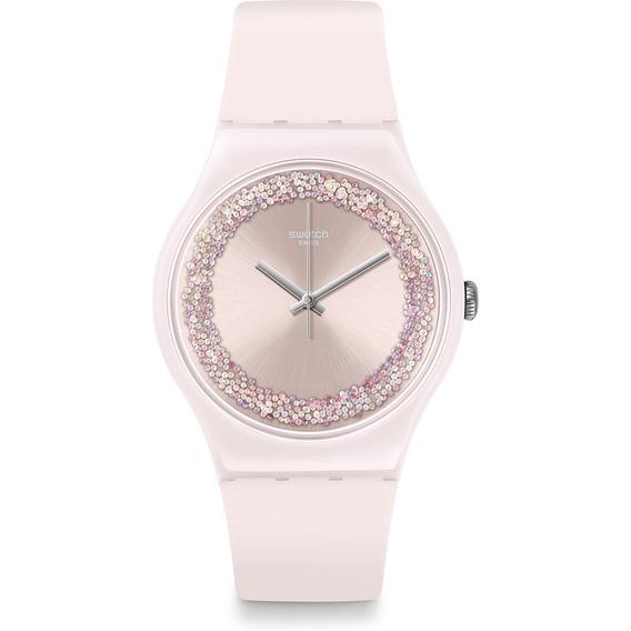 Relógio Swatch Pinksparkles Suop110