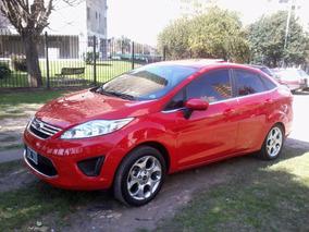 Ford Fiesta Kinetic Design Trend Plus 2012 Titular Al Dia