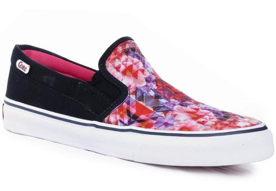 Zapatillas Coca Cola Shoes Iate Print 2 Urbanas Moda Mujer