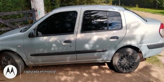 Renault Clio 1.6 Athent. Aa Gnc 2004