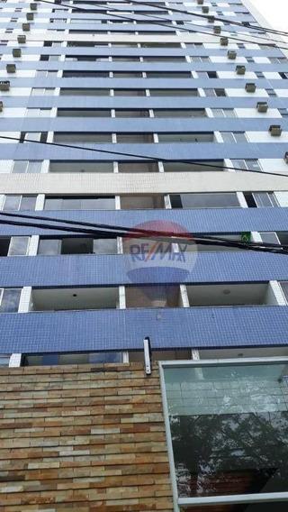 Apartamento De 2 Quartos Na Jaqueira - Ap0672