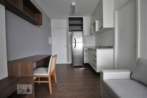 Apartamento À Venda - Real Parque, 1 Quarto,  35 - S892882922