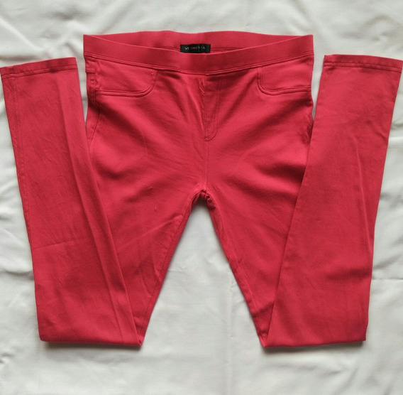 Pantalón Leggin De Dama Marca Vestimenta Talla M/m