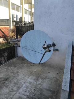 Antena Satelital Hughes 0682 C/soporte Pared