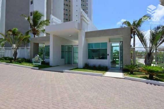 Apartamento Com 3 Quartos À Venda, 116 M², Novo, Financia - Cocó - Fortaleza/ce - Ap0150