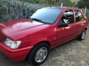 Ford Fiesta Clx 1,3 Modelo 1995 (motor Y Embrague Hechos)
