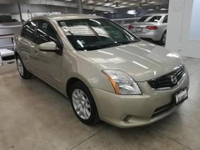 Nissan Sentra 4p Custom 2.0l Cvt